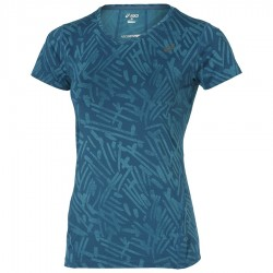 Koszulka Asics Allover Graphic Top SS