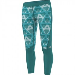 Spodnie adidas Techfit Long Tight Print AI2964