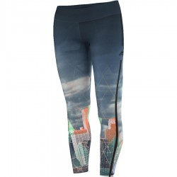 Spodnie adidas Workout Long Tight City AJ5066
