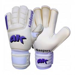 Rękawice bramkarskie 4keepers Champ Purple III RF  + płyn czyszczący