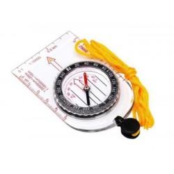 Kompas z linijką