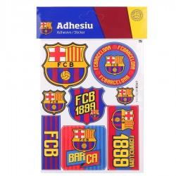 Naklejki FC Barcelona 8 szt. licencja
