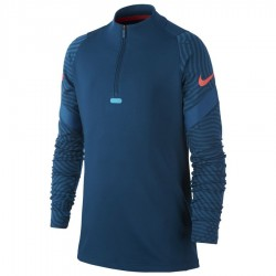 Bluza Nike B NK Dry Strike Dril Top BV9459 432