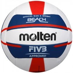 Piłka siatkowa plażowa Molten V5B5000
