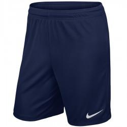 Spodenki Nike Park II Knit 725887 410