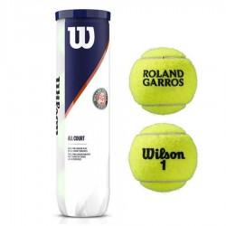 Piłka tenisowa Wilson Roland Garos All Court 4