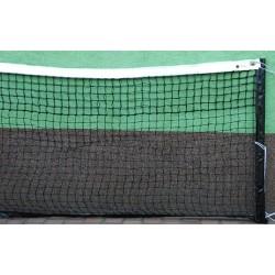 Siatka do tenisa ziemnego Netex z fartuchem