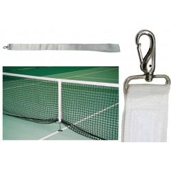 Taśma do tenisa ziemnego Netex środkowa regulowana