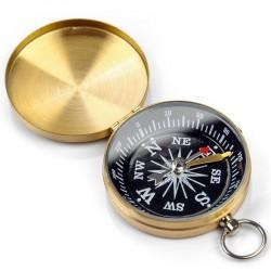 Kompas metalowy