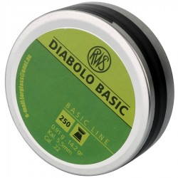 Śrut 5,5mm Diabolo Basic