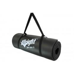 Mata do aerobiku 180x60x1,5 Black Allright