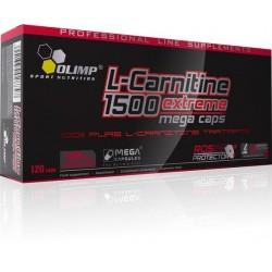 Odżywka Olimp LCarnitine 1500 Extreme Mega Caps