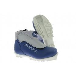 Buty narciarskie biegowe z zaczepem