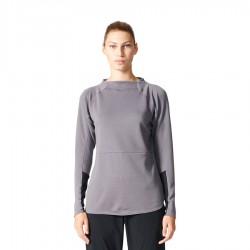 Bluza adidas Terrex Climb The City Wool Crew B45689