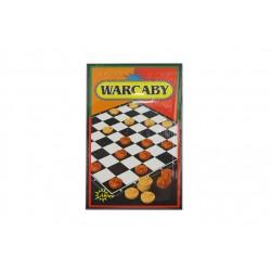 Gra Warcaby Backgammon duże
