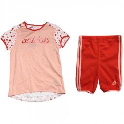 Komplet Adidas dziecięcy D87923