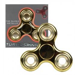 Zabawka Spinner metalowy złoty