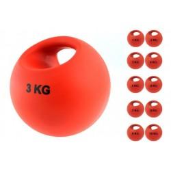 Ciężarek Kettlebell 3 kg