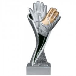 Statuetka bramkarz-rękawice Biemans