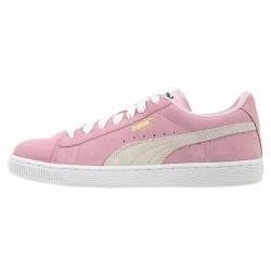 Buty Puma Suede JR Pink Lady 3551103 01